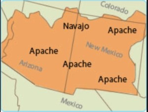 Apache locations. Image- learner.org