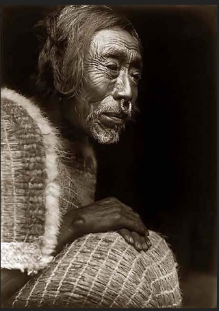 Kwakiutl man. old-picture.comtiff